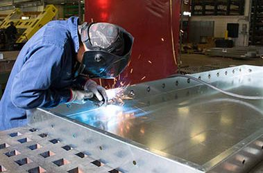 Sheet metal fabrication process [step-by-step explained]