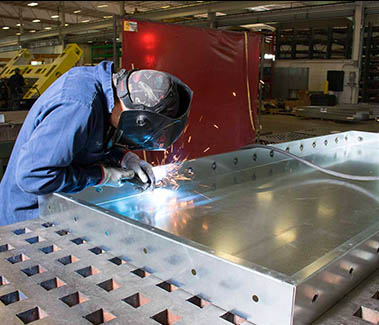sheet metal industries